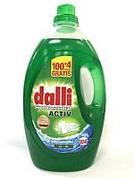 Універсальний гель Dalli Activ супер концентрат 104 прання 3,65 л., фото 1