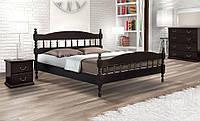 Кровать деревянная двуспальная Надежда, фото 1