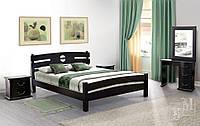 Кровать деревянная двуспальная Акира, фото 1