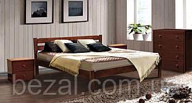 Деревянная кровать Анюта