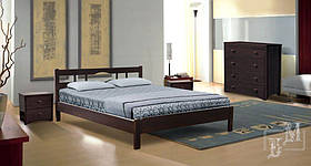 Кровать деревянная Десна