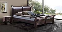 Кровать деревянная двуспальная Адель, фото 1