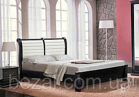 Кровать деревянная двуспальная Адель - М