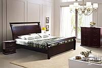 Кровать деревянная двуспальная Юкка - 2, фото 1