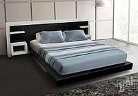 Кровать деревянная двуспальная Стелла, фото 1