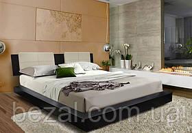 Кровать деревянная двуспальная Агата