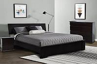 Кровать деревянная двуспальная Афина, фото 1