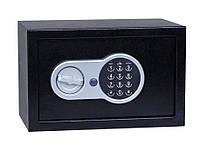 Сейф мебельный SIL 20ЕG, габариты: 20х31х20 см. с цифровым электронным замком