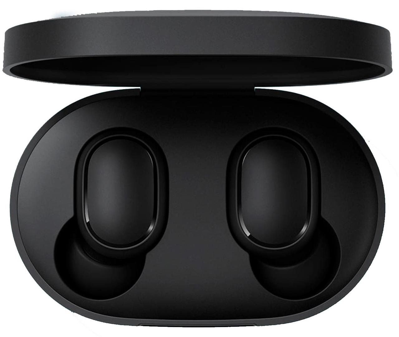 Оригинальные Xiaomi Redmi AirDots Black беспроводные наушники .