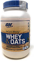 Протеин Optimum Nutrition Whey&Oats 1150 г Ягода (4384302455)