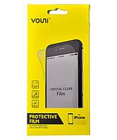 Защитная пленка Vouni для iPhone 6 (front+back) - глянцевая