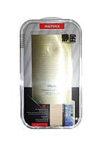 Защитная пленка Remax для iPhone 5/5S/5SE (front + back) New Metal Sticker Golden