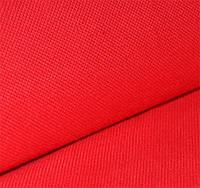 Домотканое полотно для вышивок №30 (красное)