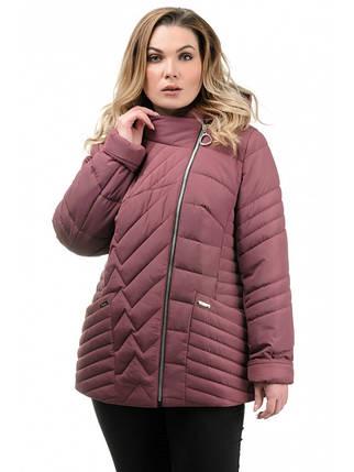 Куртка женская демисезонная (фрез), фото 2