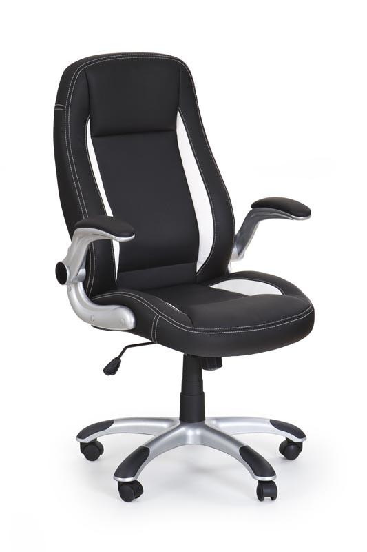 Кресло компьютерное SATURN черный (Halmar)