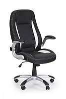 Крісло комп'ютерне SATURN чорний (Halmar)