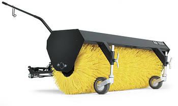 Щетка-валик для подметания листьев, снега, мусора на тракторы Husqvarna и McCulloch; 100см
