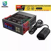 Контроллер влажности и температуры SHT2000 220 вольт