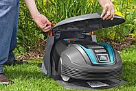 Гараж для роботизированных газонокосилок Gardena, фото 5