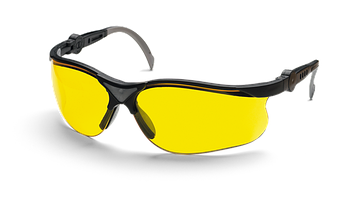 Защитные очки Husqvarna Yellow X (регулируемые дужки)