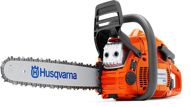 Бензопила Husqvarna 450 II