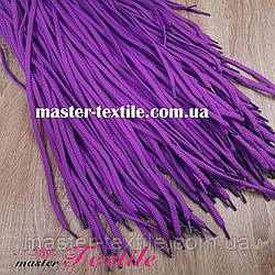 Шнурки для обуви 120 см  (фиолетовый)