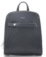 Женский рюкзак David Jones 6247-2 black David Jones (Дэвид Джонс) - оригинальные сумки, клатчи и рюкзаки, фото 1