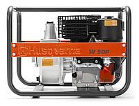Мотопомпа бензиновая Husqvarna W50P, фото 2