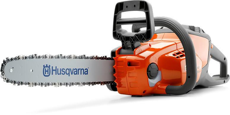 Аккумуляторная пила Husqvarna 120i KIT (пила+аккумулятор+зарядка)