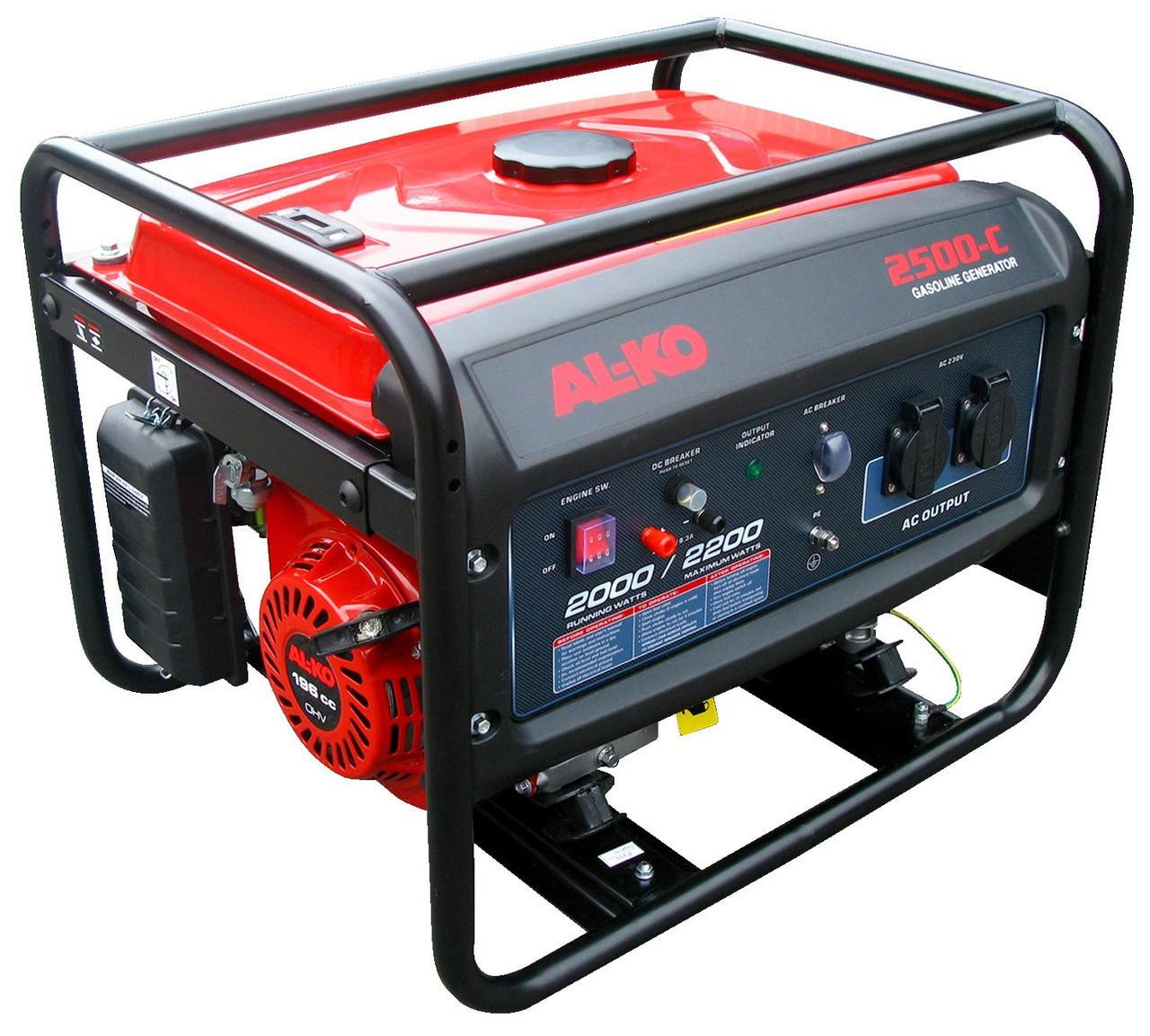 Генератор бензиновый Al-ko 2500 С (130 930)
