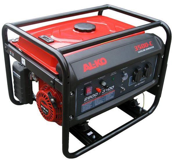 Генератор бензиновый Al-ko 3500 С (130 931)