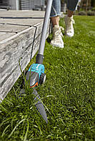 Ножницы для травы Gardena, длинная ручка 130 см, фото 6