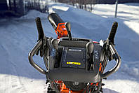 Снегоуборщик бензиновый Husqvarna ST 327, фото 5