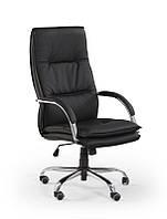 Кресло компьютерное STANLEY черный (Halmar)