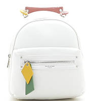 Женский рюкзак David Jones 5624 white David Jones (Дэвид Джонс) - оригинальные сумки, клатчи и рюкзаки, фото 1