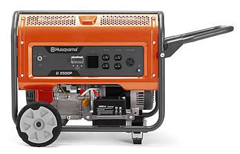 Генератор бензиновый Husqvarn G5500P
