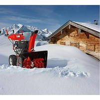 Снегоуборщик Al-ko SnowLine 700 E (112 931), фото 4