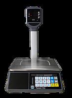Торговые весы Вагар VP RS-232 с сенсорной клавиатурой