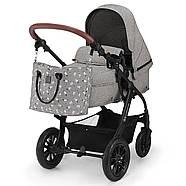 Универсальная коляска 3 в 1 Kinderkraft Xmoov Gray, фото 3
