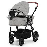 Универсальная коляска 3 в 1 Kinderkraft Xmoov Gray, фото 5