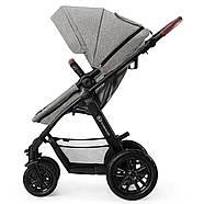 Универсальная коляска 3 в 1 Kinderkraft Xmoov Gray, фото 9