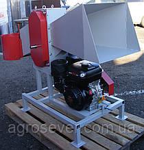 Подрібнювач гілок ДС-120БД18 діаметр гілки до 120 мм, двигун 18 к. с