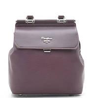 Женский рюкзак David Jones 5954-2 d.purple David Jones (Дэвид Джонс) - оригинальные сумки, клатчи и рюкзаки, фото 1
