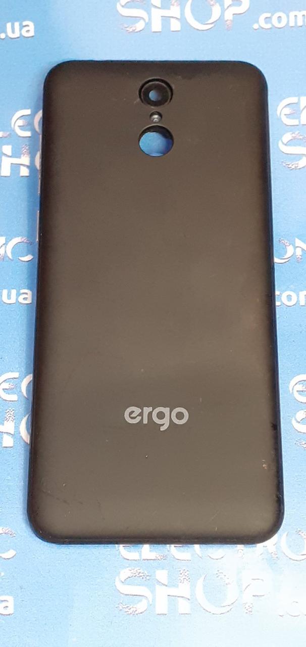 Корпус задняя крышка средняя рамка кнопки пластик Ergo V540 Level  Original б.у