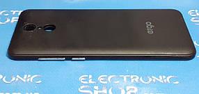 Корпус задняя крышка средняя рамка кнопки пластик Ergo V540 Level  Original б.у, фото 2