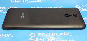 Корпус задня кришка середня рамка кнопки пластик Ergo V540 Level Original б.у, фото 2