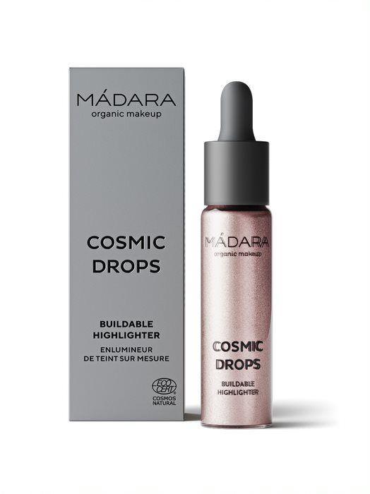 Хайлайтер №  2 Космическая роза органический Madara Cosmetics, 13,5 мл