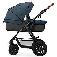 Универсальная коляска 3 в 1 Kinderkraft Xmoov Denim, фото 2