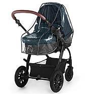 Универсальная коляска 3 в 1 Kinderkraft Xmoov Denim, фото 5