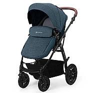 Универсальная коляска 3 в 1 Kinderkraft Xmoov Denim, фото 9